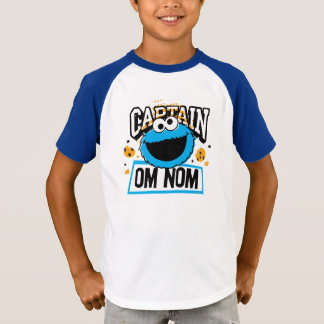 Captain Cookie Monster T-Shirt