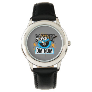 Captain Cookie Monster Watch