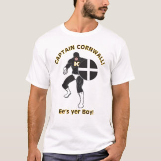 captain Cornwall 2 T-Shirt