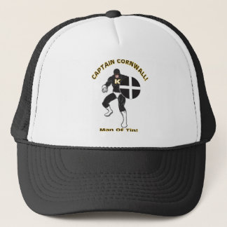 Captain Cornwall Hat