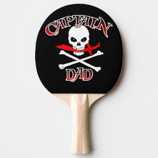 Captain Dad Ping Pong Paddle