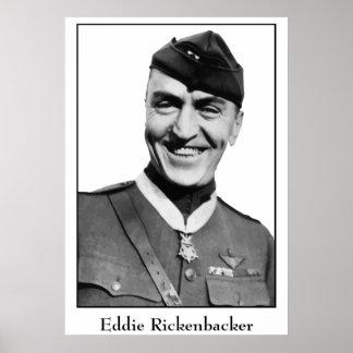 Captain Eddie Rickenbacker Posters