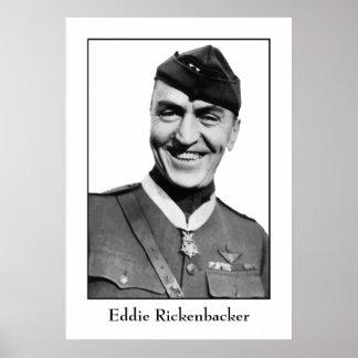 Captain Eddie Rickenbacker Print