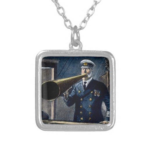 Captain Edward Smith RMS Titanic Vintage Necklace