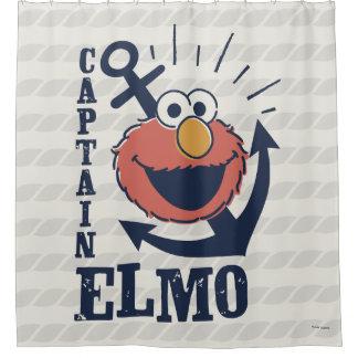 Captain Elmo Shower Curtain