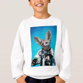 Captain fennec.jpg sweatshirt