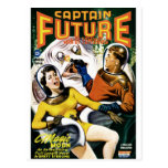 Captain Future - Magic Moon Postcard