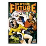 Captain Future - Magic Moon Postcard