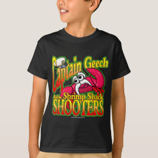 Captain Geech T-Shirt