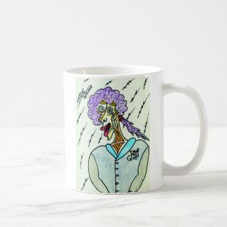 Captain Gizmo Basic White Mug