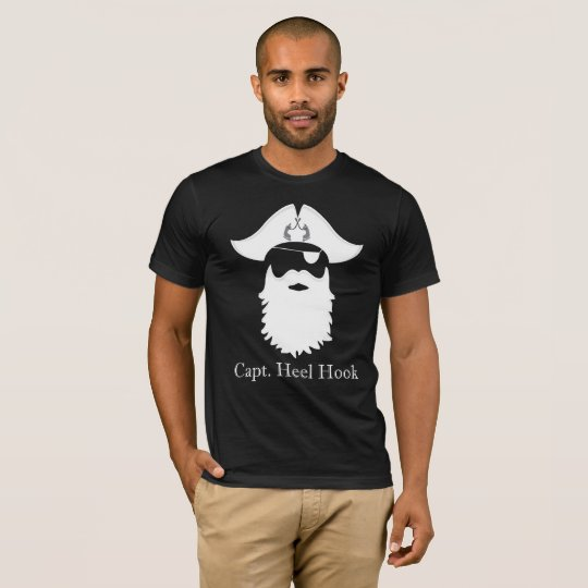 Captain Heel Hook Night T-Shirt