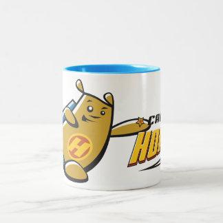 Captain Hope Hero Two-Tone Coffee Mug