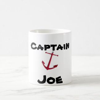 Captain, Joe Coffee Mug