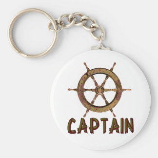 Captain Key Ring