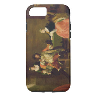 Captain Macheath Upbraided by Polly and Lucy in th iPhone 8/7 Case