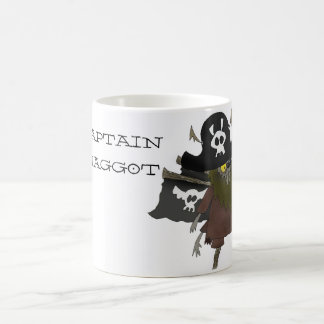 Captain Maggot mug
