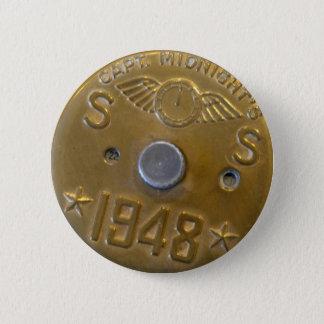 Captain Midnight Decoder Badge 1948