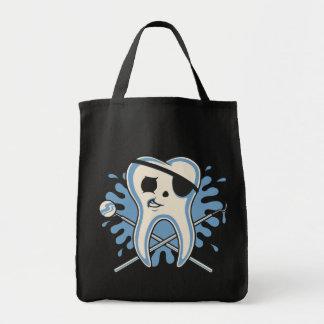 Captain Mol-Arrrr! Tote Bag
