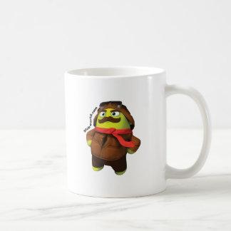 Captain Norb O'Glorb Coffee Mugs