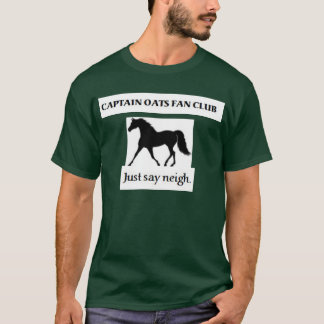 Captain Oats Fan Club T-Shirt