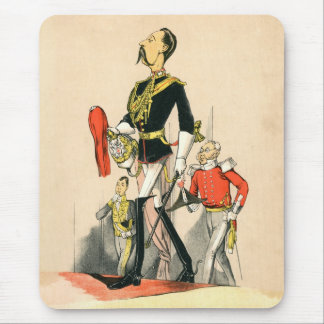 Captain of the Royal Horse Guards Mousemat