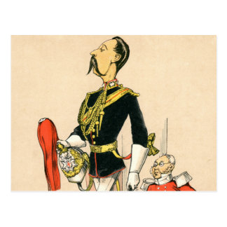 Captain of the Royal Horse Guards Postcard