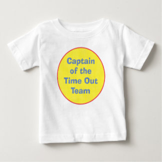 Captain of the Time Out Team Tee Shirts