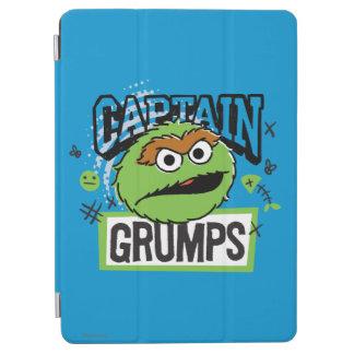 Captain Oscar Grumps iPad Air Cover