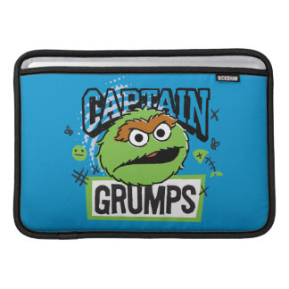 Captain Oscar Grumps Sleeve For MacBook Air