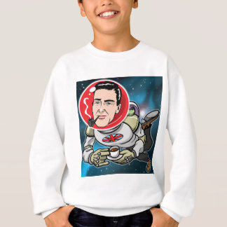 Captain Piper In SPACE! Sweatshirt