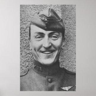 Captain Rickenbacker Posters