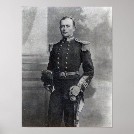 Captain Robert Falcon Scott Poster