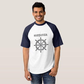 Captain Ron #6: Wanderer T-Shirt