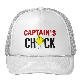 Captain's Chick Hat