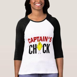 Captain's Chick T-Shirt
