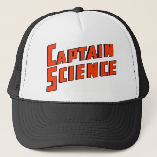 Captain Science Cap