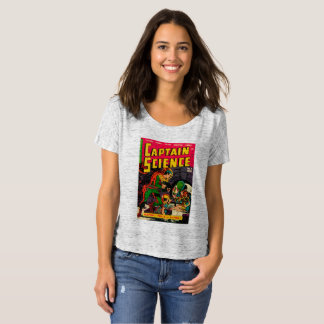Captain Science -- Vampires: Real or Not? T-Shirt