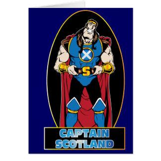 Captain Scotland Card