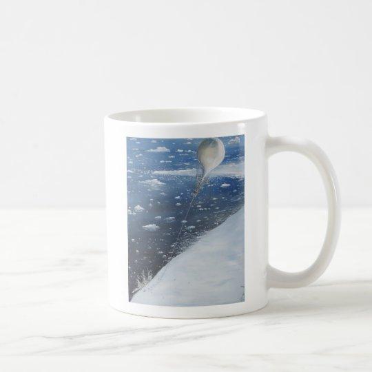 Captain Scott Antarctica's first Aeronaut. 4th Coffee Mug