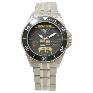 CAPTAIN / Semper Fortis Watch