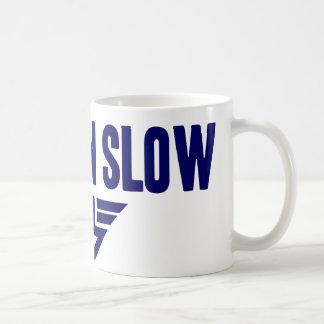 Captain Slow Coffee Mug