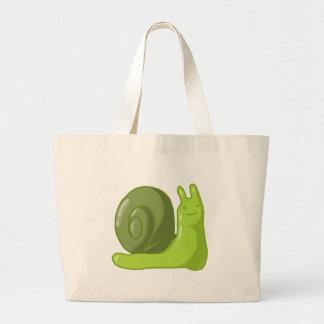 Captain Snail Tote Bag