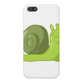 Captain Snail Case For iPhone 5