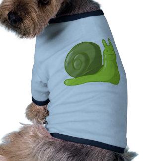 Captain Snail Dog Clothing