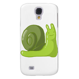 Captain Snail Galaxy S4 Cases