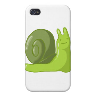 Captain Snail iPhone 4/4S Covers
