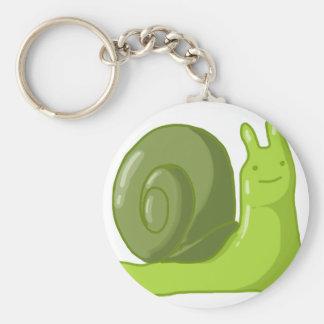 Captain Snail Key Chains