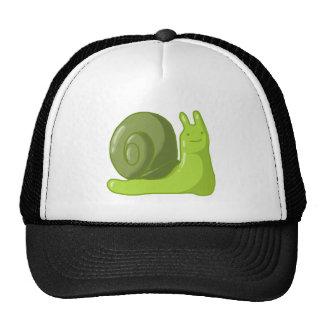 Captain Snail Mesh Hats