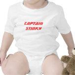Captain Stinky Romper