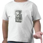 Captain Teach, Alias Black Beard Tee Shirt